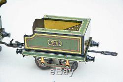 CR Rossignol loco with tender/key 0 gauge fits Maerklin BING LIONEL