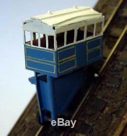 Cliff Railway Motorizing A51 UNPAINTED N Gauge Scale Langley Models Kit 1/148