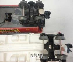 Complete Lionel Fast Food Freight Set Burger King Gp-20 & Cars 6-8160! O Gauge