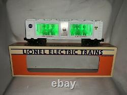 Custom Lionel Alien Area 51 Ufo Lighted Aquarium Car For O Gauge Train Set Nasa