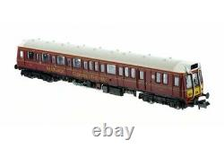 DAPOL Class 121 BR Maroon Railcar N Gauge 2D-009-006 DCC Fitted Next 18 Boxed
