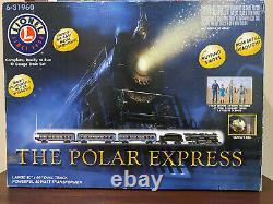 DISCONTINUED Lionel Polar Express O Gauge Train Set 6-31960