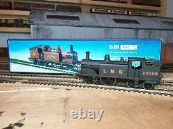 DJH KIT BUILT CALEDONIAN RAILWAYS lms livery 0-4-4T 439 CLASS 00 gauge 4mm
