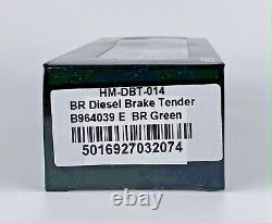 Dapol 00 Gauge Hm014 Diesel Brake Tender Br Green B964039 New