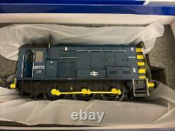 Dapol 7D-008-011 Class 08 Shunter 08173 BR Blue (no ladder) O Gauge, NEW