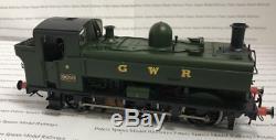 Dapol 7S-007-003 Class 57xx Pannier 9659 GWR Green O Gauge