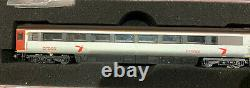 Dapol N Gauge Arriva Cross Country HST full 2+7 set Mk3 Coaches