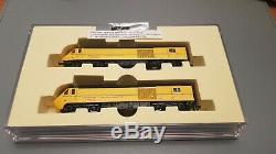 Dapol N Gauge HST Network Rail Rake CJM