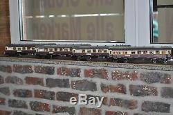 Darstead 4-teiliges Rheingoldset DRG mit Beleuchtung/Figuren TOP Spur 0 gauge 0