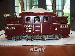 Early Lionel Standard Gauge # 53 Ca. 1912-1914 Restored