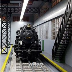 Engine House withMotorized Doors (O Gauge)