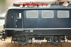 Eurotrain Hübner E 110 Messingmodell 4 Motoren Kleinserie 2-rail DC gauge 0