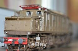 FS electric loco 626 445 Number 21 from 76 Brassmodell 6 motors Spur 0 gauge 0