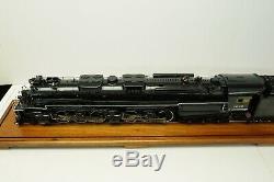 Fine Art Models 1 Gauge C&O H-8 Allegheny 2-6-6-6 Steam Engine Case & Controller