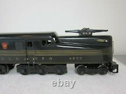 GOLD STANDARD ENGINEERING Standard Gauge GG1 The DUESENBERG of Toy Trains