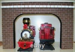 G Scale G GAUGE RAILROAD DOUBLE TUNNEL PORTALS / Garden Railroads Set of 2