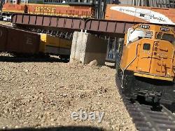G Scale MainlineBridges Through Girder Model Train Bridge G Gauge