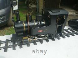G gauge Reisla live steam loco
