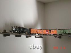 G scale, G Gauge Overhead wall mounted model train mounting kit FREE SHIPPING