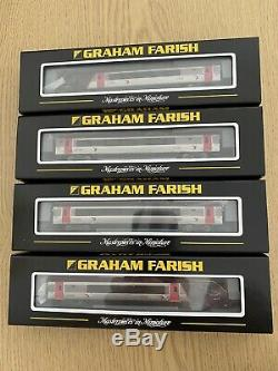 Graham Farish Class 220 Voyager DMU Cross Country Trains Livery 371-678 N Gauge