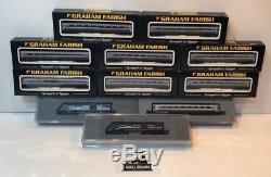Graham Farish N Gauge 371-475a Hst 125 Midland Mainline 11 Car Set Boxed