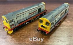 Graham Farish N Gauge Class 20 Twin Pack Hunslet Barclay 371-035