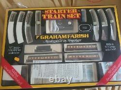 Graham Farish N gauge 8541 Pannier Passenger Set starter train set still in pack