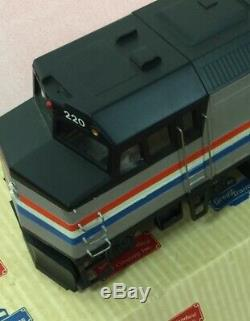 Great Trains 34084 G Gauge Amtrak F40ph Diesel Locomotive Boxed