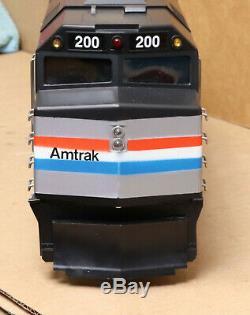 Great Trains G / 1 Gauge Amtrak Bicentennial F40ph Diesel Locomotive Boxed