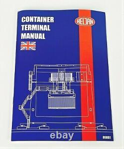 Heljan 00 Gauge 89001'container Crane Terminal' Intermodal Freight Depot