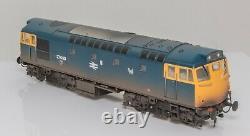 Heljan 2716, 00 Gauge, Class 27-Bo-Bo Diesel Locomotive 27030 BR blue weathered