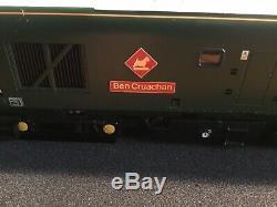 Heljan o gauge Class 37 BR green 37403