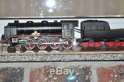 Herschmann Märklin GR 70/12920 umgebaut zu 4-8-0 mit Wannentender Spur 0 gauge