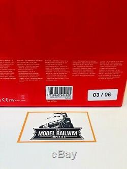 Hornby 00 Gauge R2492 Live Steam Papyrus Class A3 Locomotive Mint Rare