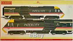 Hornby 00 Gauge R2702 Br Intercity Executive Class 43 Hst & 4 Coaches Mint