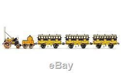Hornby 00 Gauge R3810 L&mr Stephenson's Rocket Train Pack New Boxed