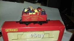 Hornby 2005 to 2009 Christmas Open Wagons As N E W Boxed 00 Gauge