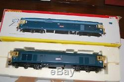 Hornby Class 50 013 BR Blue OO Gauge DCC Chipped
