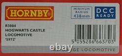 Hornby Harry Potter Hogwarts Castle DCC Ready OO Gauge Locomotive & Tender R3804