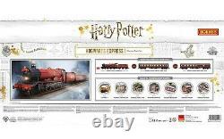Hornby Harry Potter Hogwarts Express Electric Train Set OO Gauge USA Transformer