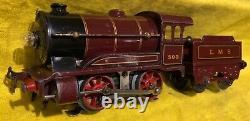Hornby O Gauge 0 E020 Tender Loco LMS 20v No. 0 1930s
