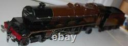 Hornby O Gauge Electric Princess Elizabeth Locomotive In Lms Livery