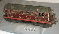 Hornby O Gauge Metropolitan LV Electric Loco