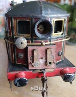Hornby O gauge 240v live Metropoitan loco