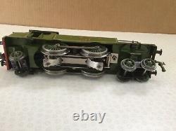 Hornby O gauge No 2 20v LNER 4-4-2 tank 1784