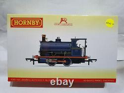Hornby R3679 Peckett W4 0-4-0 Port of London Authority OO gauge BNIB