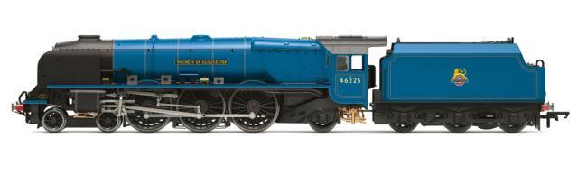 Hornby R3682 Oo Gauge Br, Princess Coronation Class, 4-6-2, 46225 Duchess Of Glo
