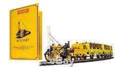 Hornby R3810 L&MR Stephensons Rocket Train Pack Era 1 OO Gauge