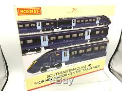 Hornby R3813 OO Gauge Southeastern Class 395 Javelin Hornby Visitor Centre