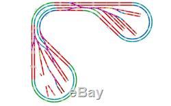 Hornby R7277 Layout 10/14 Large Corner Layout Complete Track OO Gauge
